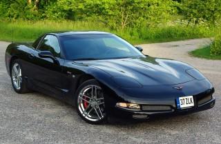 Mihkel 2002 Corvette C5 Z06 Black